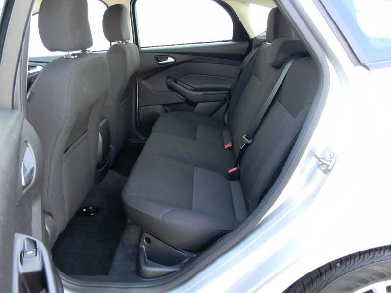 2015 Ford Focus SE 4dr Hatchback - Salina KS