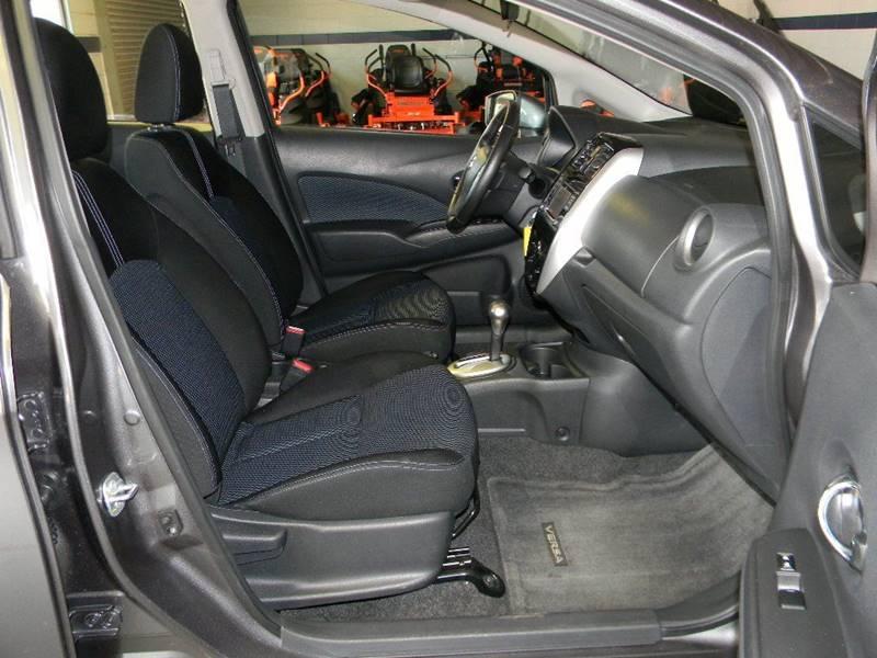2016 Nissan Versa Note SV 4dr Hatchback - Salina KS