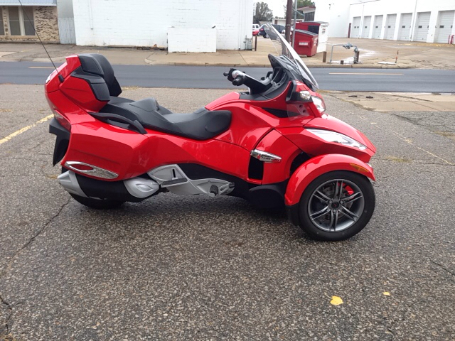 2012 Can Am Spyder RT-S SM5 - Salina KS