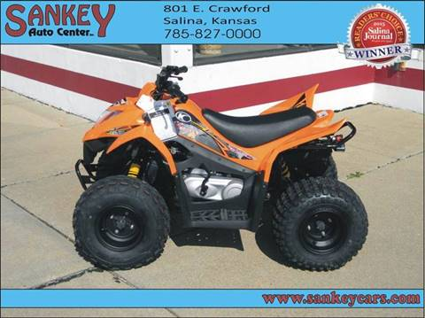 2017 Kymco Mongoose 90 for sale in Salina, KS