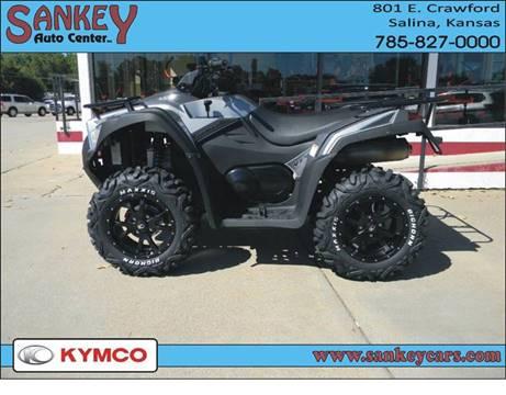 2017 Kymco MXU 700i LE EPS for sale in Salina, KS