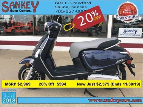 2018 Kymco Like 150 for sale in Salina, KS