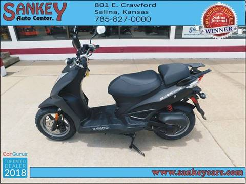 2019 Kymco Super 8 50X for sale in Salina, KS