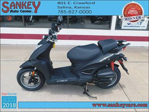 2019 Kymco Super 8 150X for sale in Salina, KS