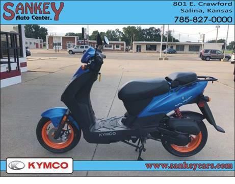 2019 Kymco Agility 50 for sale at Sankey Auto Center, Inc in Salina KS