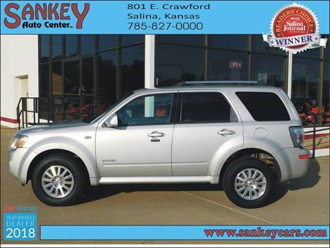 2008 Mercury Mariner for sale in Salina, KS
