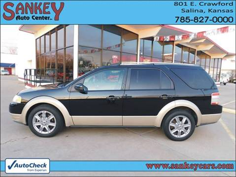 2008 Ford Taurus X for sale in Salina, KS