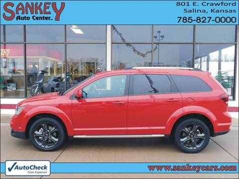 2018 Dodge Journey for sale at Sankey Auto Center, Inc in Salina KS
