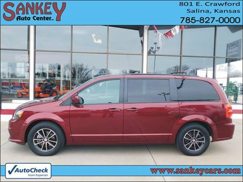 2018 Dodge Grand Caravan for sale at Sankey Auto Center, Inc in Salina KS