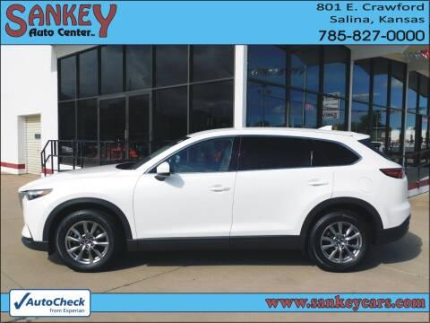 2019 Mazda CX-9 for sale at Sankey Auto Center, Inc in Salina KS
