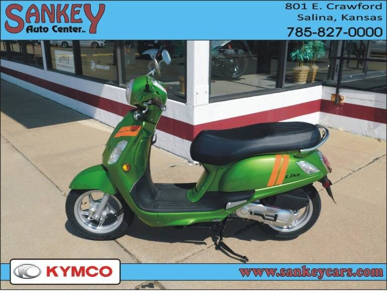 2020 Kymco Like M50 for sale at Sankey Auto Center, Inc in Salina KS