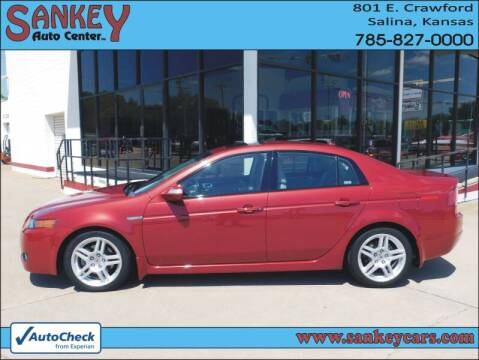 2008 Acura TL for sale at Sankey Auto Center, Inc in Salina KS
