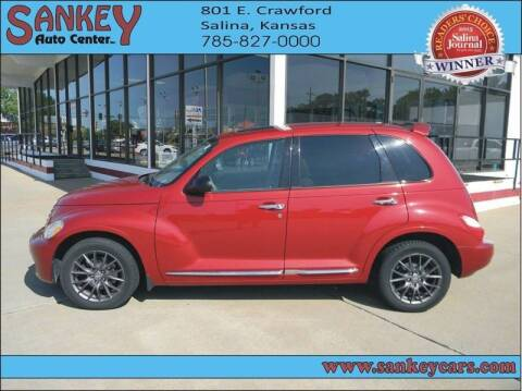 2007 Chrysler PT Cruiser for sale at Sankey Auto Center, Inc in Salina KS