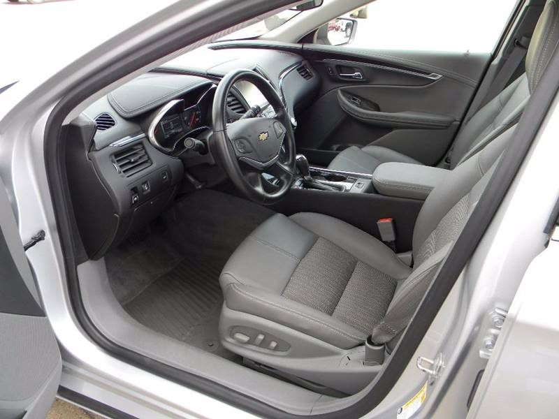 2015 Chevrolet Impala LT 4dr Sedan w/2LT - Salina KS