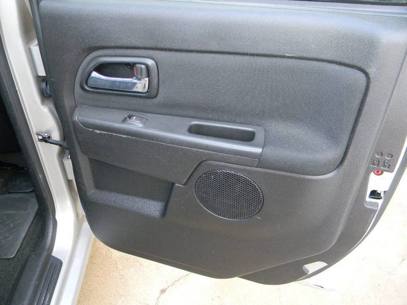 2008 Chevrolet Colorado 4x2 LT Crew Cab 4dr - Salina KS