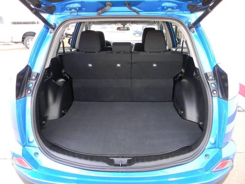 2016 Toyota RAV4 AWD XLE 4dr SUV - Salina KS