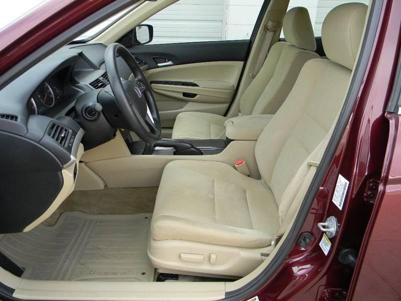 2012 Honda Accord LX-P 4dr Sedan - Salina KS