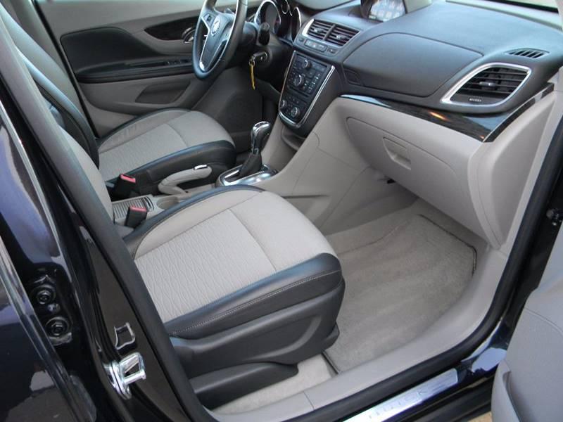 2015 Buick Encore Convenience 4dr Crossover - Salina KS