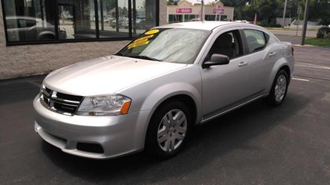 2011 Dodge Avenger for sale in New Bedford MA