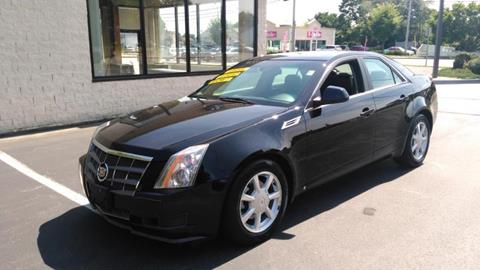 2009 Cadillac CTS for sale in New Bedford MA