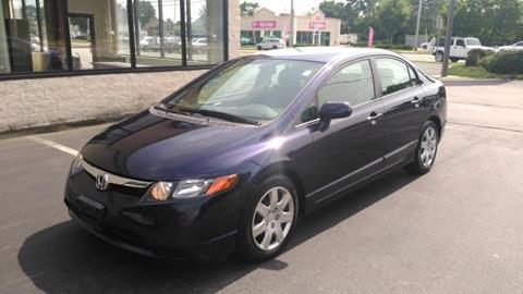 2007 Honda Civic for sale in New Bedford, MA