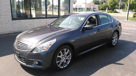 2010 Infiniti G37 Sedan for sale in New Bedford MA