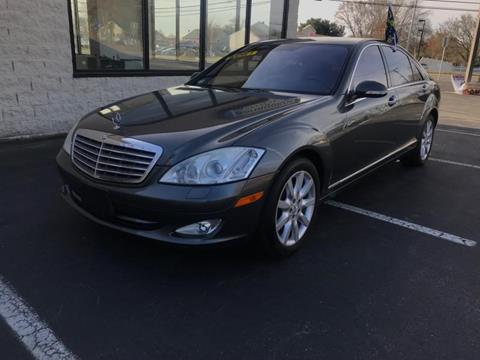 2007 Mercedes-Benz S-Class for sale in New Bedford, MA