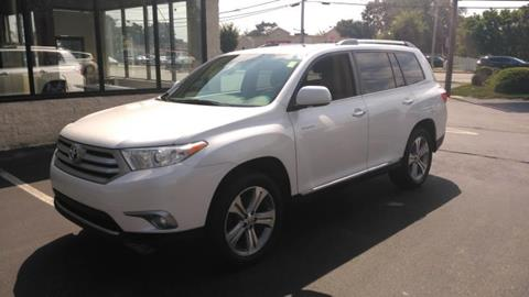 2011 Toyota Highlander for sale in New Bedford MA