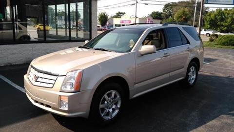 2007 Cadillac SRX for sale in New Bedford MA