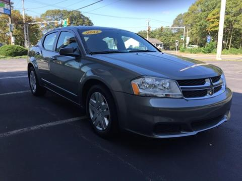 2012 Dodge Avenger for sale in New Bedford, MA