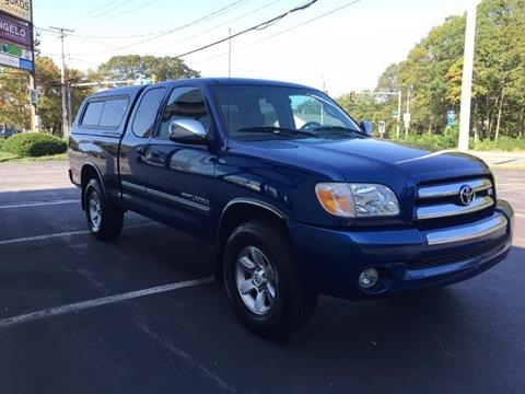 2005 Toyota Tundra for sale in New Bedford MA
