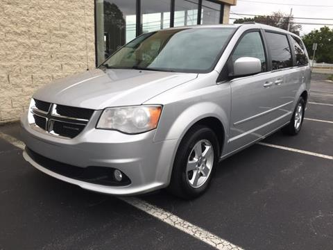 2011 Dodge Grand Caravan for sale in New Bedford MA