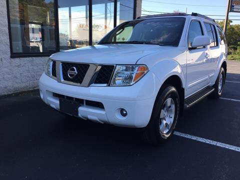 2005 Nissan Pathfinder for sale in New Bedford, MA