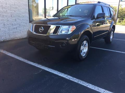 2010 Nissan Pathfinder for sale in New Bedford, MA