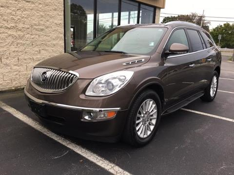 2009 Buick Enclave for sale in New Bedford MA