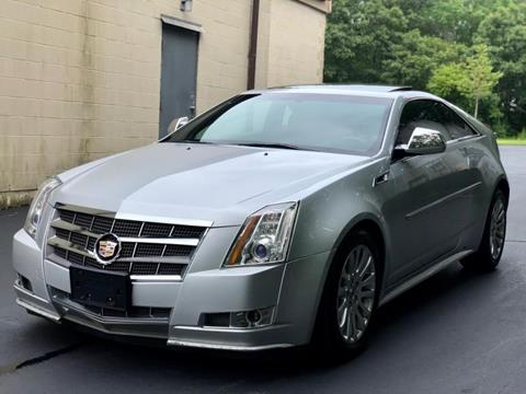 2011 Cadillac CTS for sale in New Bedford, MA