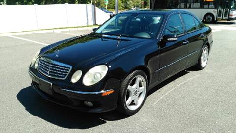 2005 Mercedes-Benz E-Class for sale in New Bedford, MA