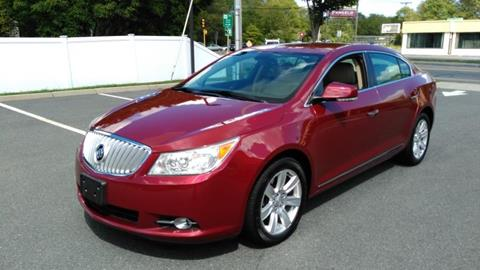 2010 Buick LaCrosse for sale in New Bedford, MA