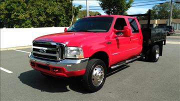2004 Ford F-450 Super Duty for sale in New Bedford, MA