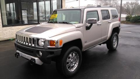 2009 HUMMER H3 for sale in New Bedford MA