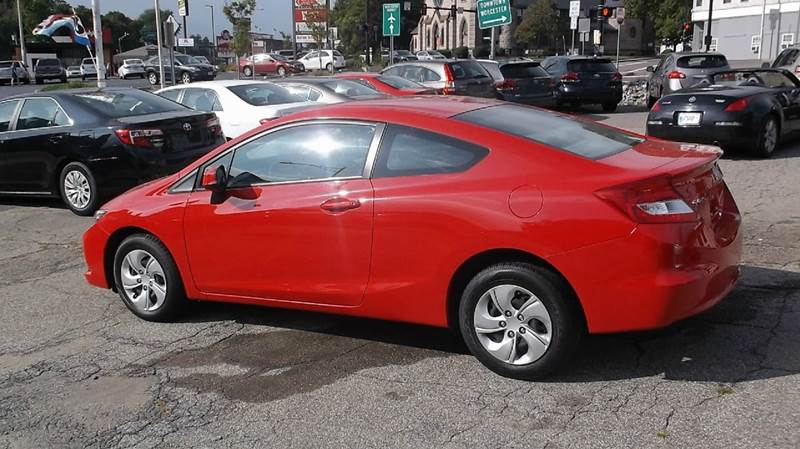 2013 Honda Civic LX 2dr Coupe 5A - Worcester MA