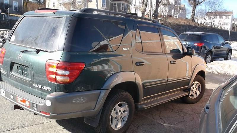 2003 Toyota Sequoia SR5 4WD 4dr SUV - Worcester MA