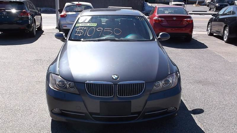 2007 BMW 3 Series for sale at Sharp Auto Center in Worcester MA