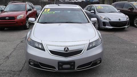 2013 Acura TL for sale in Worcester, MA