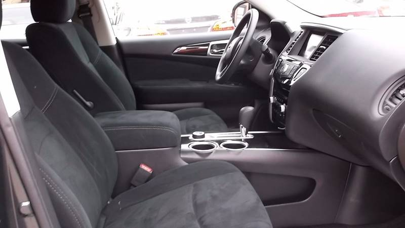 2014 Nissan Pathfinder 4x4 S 4dr SUV - Worcester MA