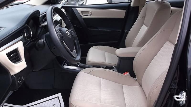 2014 Toyota Corolla LE 4dr Sedan - Worcester MA