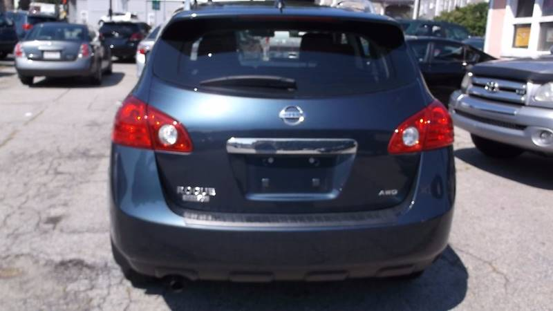 2014 Nissan Rogue Select AWD S 4dr Crossover - Worcester MA