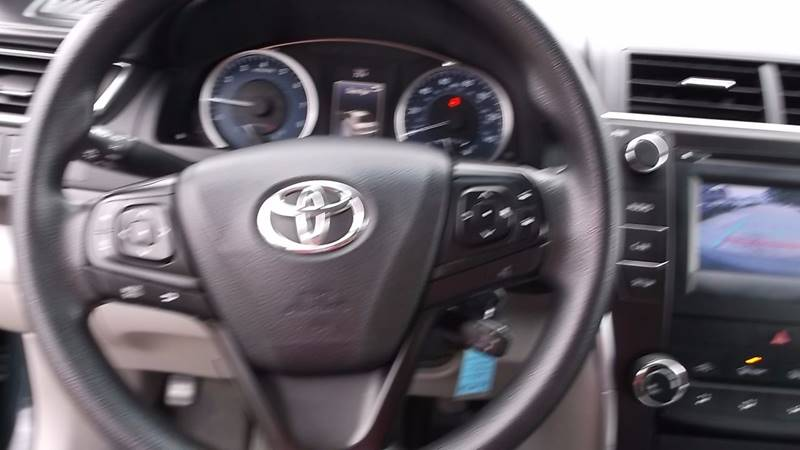 2016 Toyota Camry LE 4dr Sedan - Worcester MA