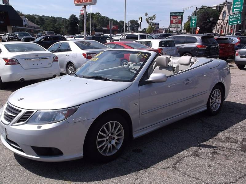2008 Saab 9-3 2.0T 2dr Convertible - Worcester MA