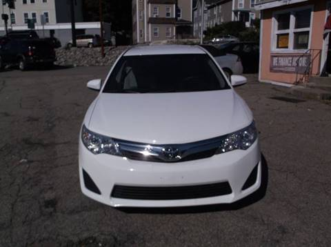 2014 Toyota Camry for sale in Worcester, MA